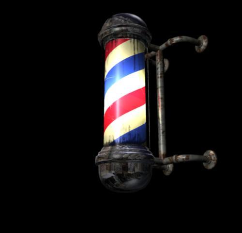 Animated Barber Pole Annimator Ann M...